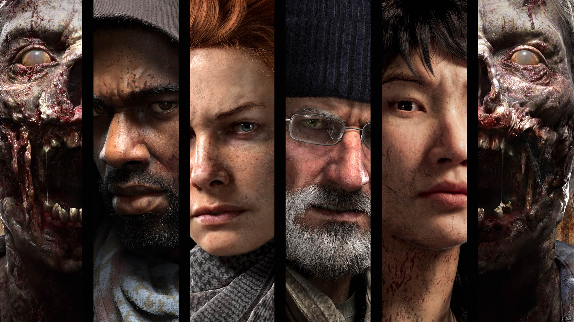 Overkill´s The Walking Dead se ve impresionante