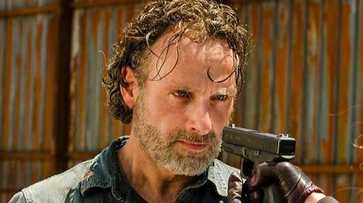 "Rick Grimes dice adiós a ""The Walking Dead"""