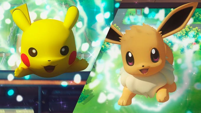 Pokémon llegará a Nintendo Switch