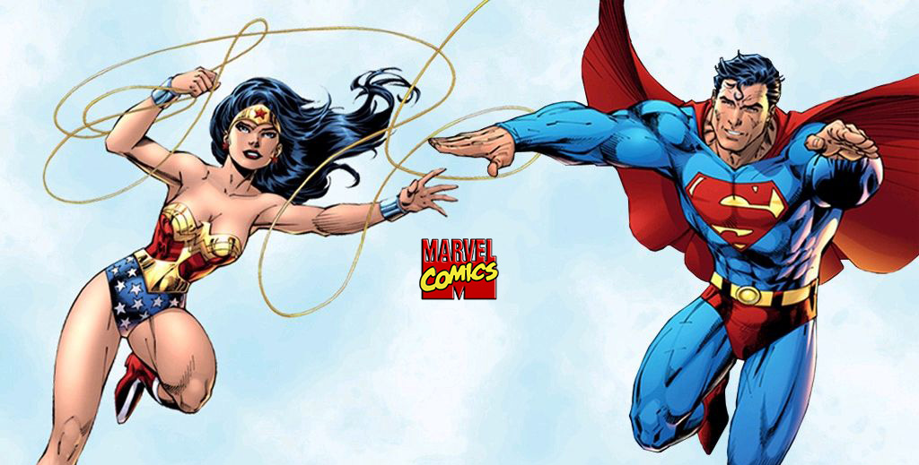 Superman y Wonder Woman aparecen en cómic de Marvel