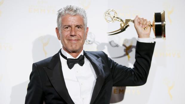 Se suicida el famoso chef Anthony Bourdain