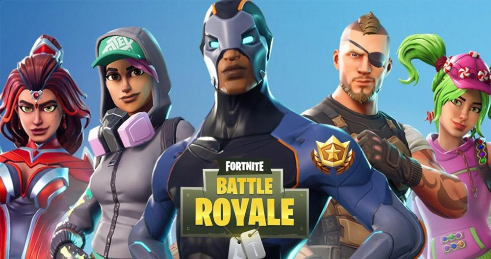 Sigue en vivo el torneo de Fortnite Battle Royale
