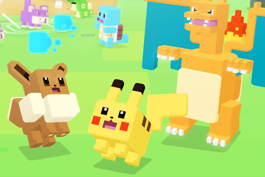 Pokémon Quest llegará a Android y IOS