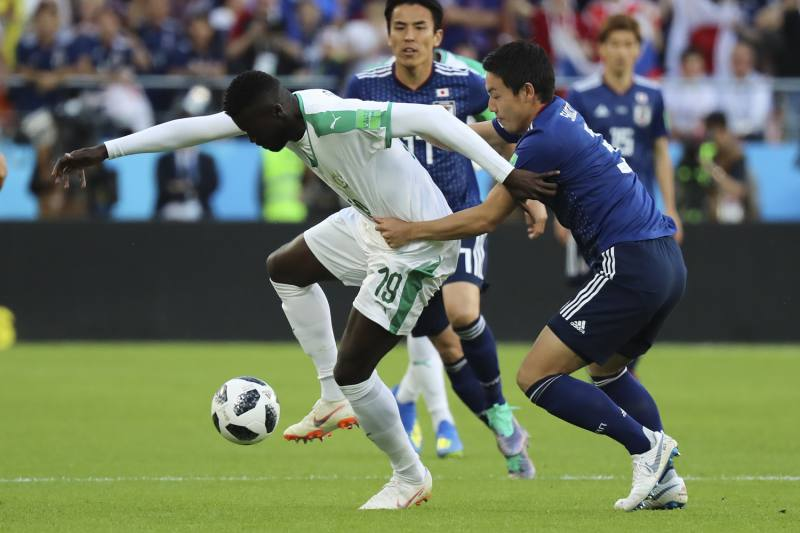 Empate: Senegal vs. Japón