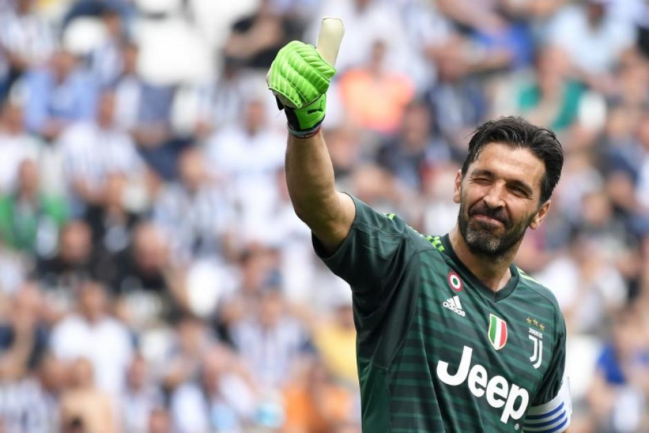Buffon regresa a las canchas