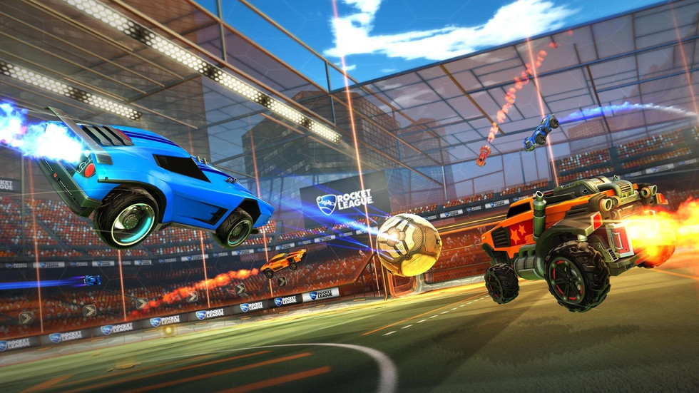 Rocket League estará gratis el fin de semana
