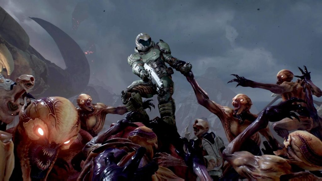 Mira el gameplay de Doom: Eternal
