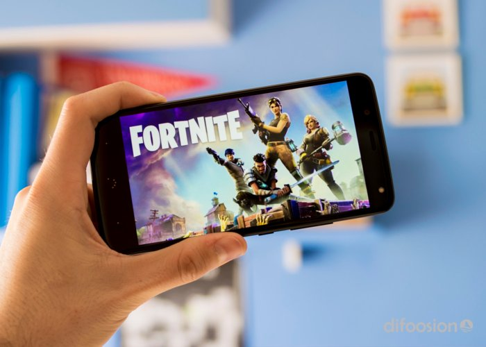 Fortnite para Android se filtra