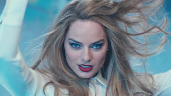 Margot Robbie presume su s3xy transformación