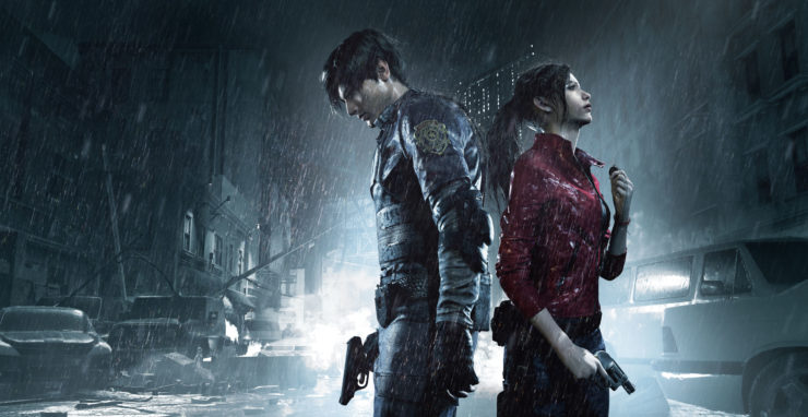 Así se ve Claire Redfield en Resident Evil 2: Remake