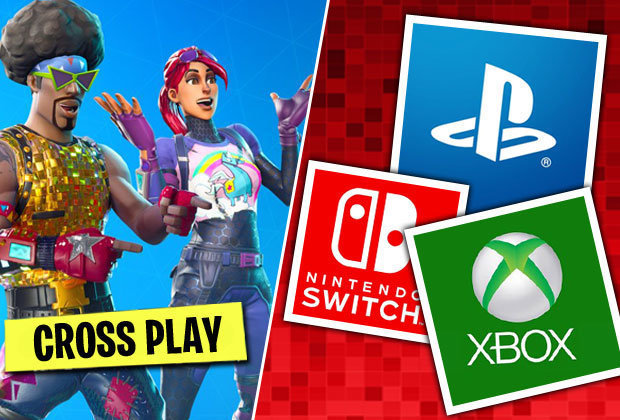 Sony inaugura el cross-play con Fortnite