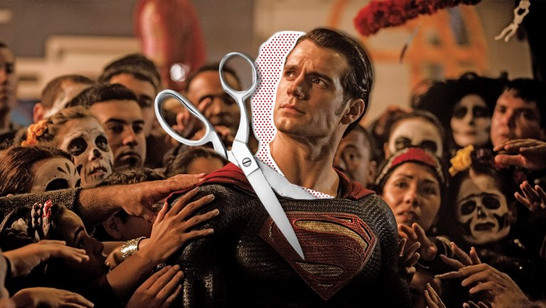 Warner le dice adiós a Superman