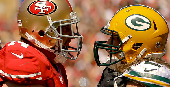 Monday Night Football: Green Bay vs San Francisco