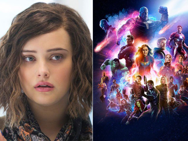 """13 Reasons Why"" se une a Avengers 4"