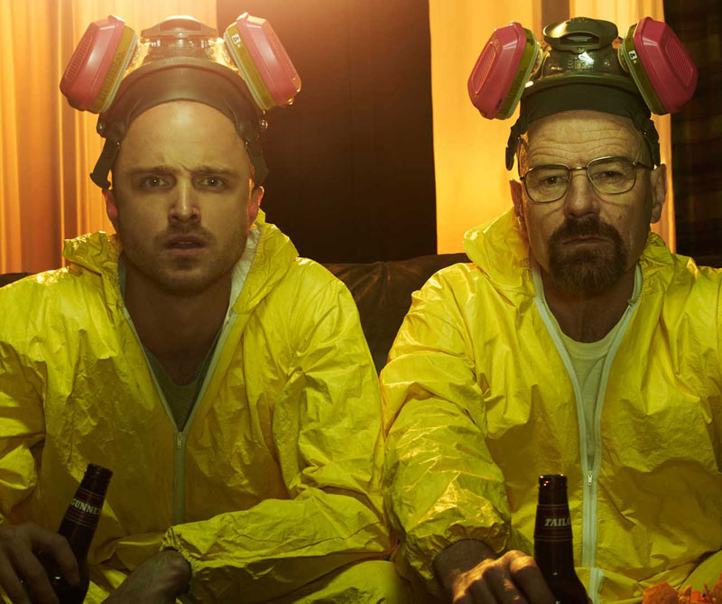 Breaking Bad estrena película