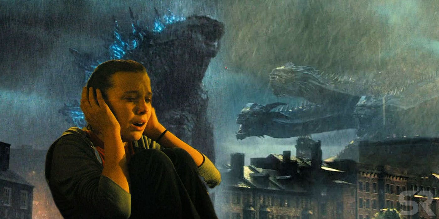 "Tráiler y póster de ""Godzilla: King of Monsters"""