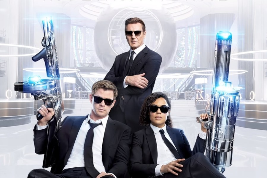 Men in Black regresa con increíble tráiler