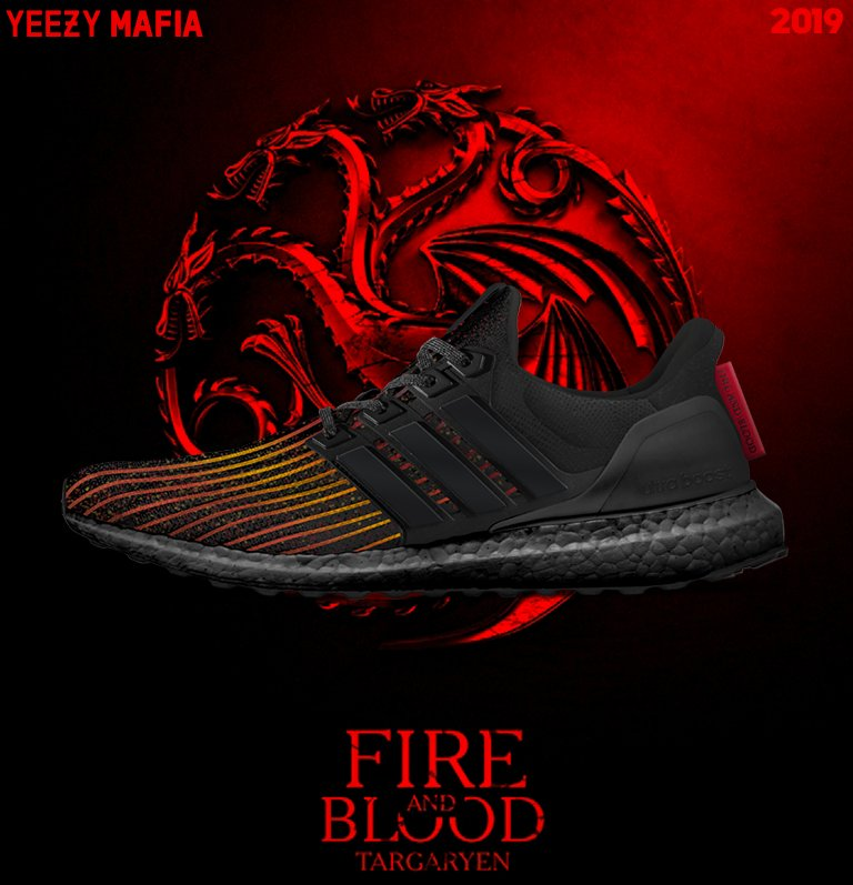 Adidas presenta sus modelos basados en Game Of Thrones