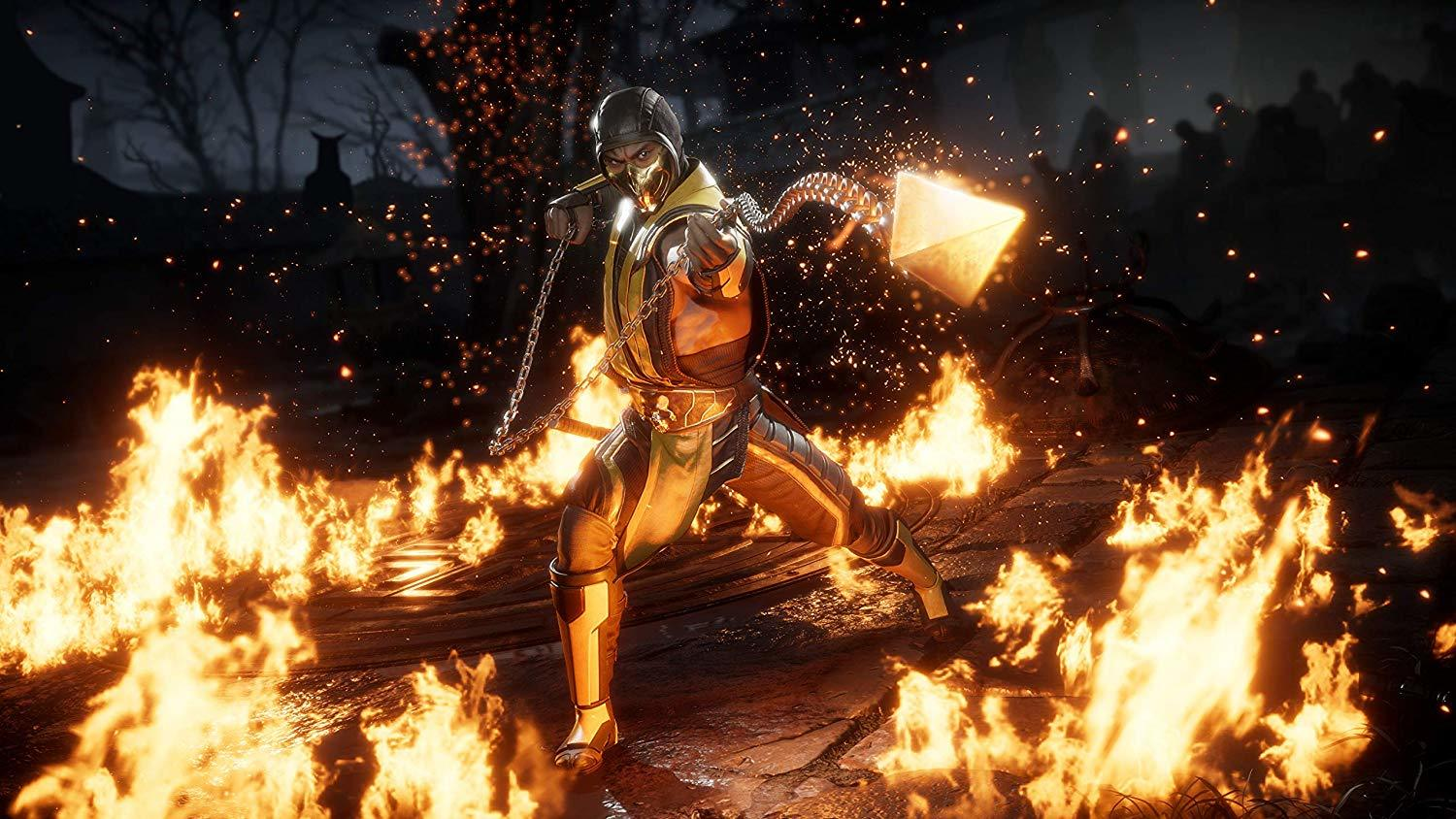 Prepárate para la beta de Mortal Kombat 11