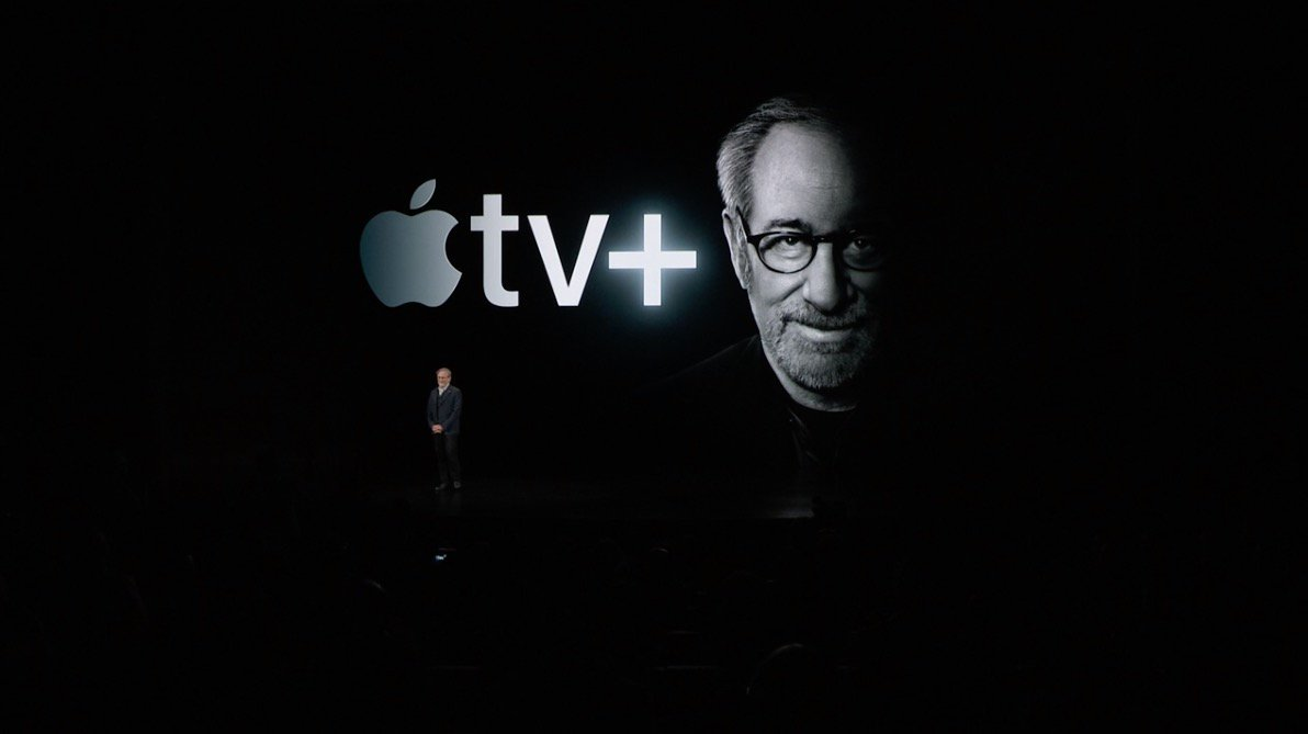 Apple TV y Apple TV+