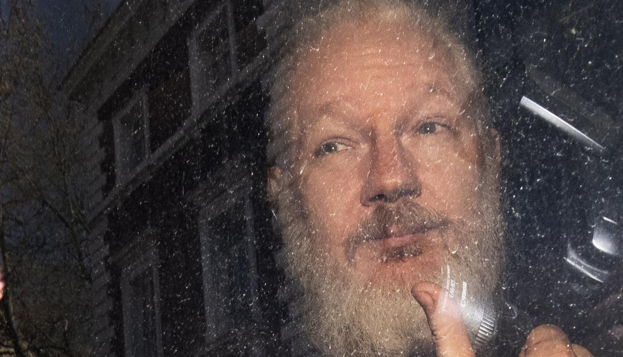 Julian Assange, fundador de WikiLeaks, es capturado