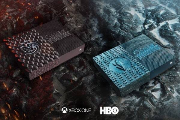 Xbox tendrá sus consolas edición Game of Thrones