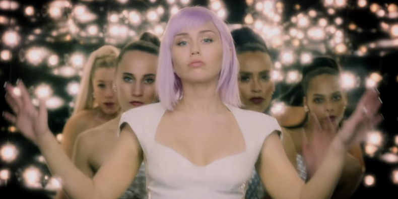¡Miley Cyrus en Black Mirror!