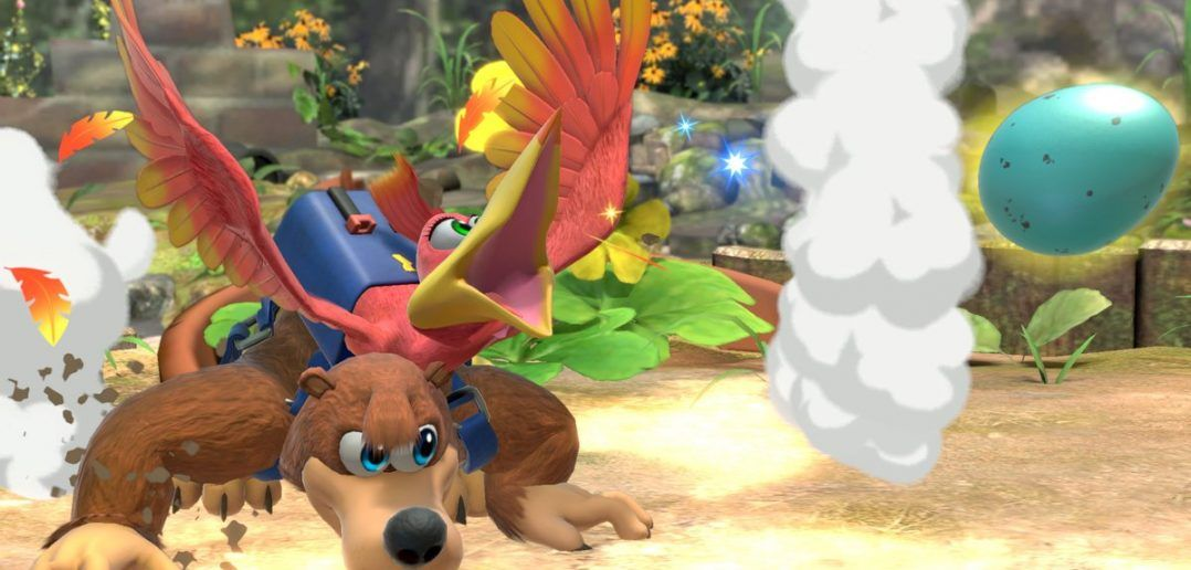 ¡Banjo y Kazooie llegan al Super Smash Bros Ultimate!