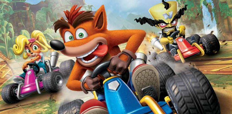 Mira el tráiler de lanzamiento Crash Team Racing Nitro-Fueled