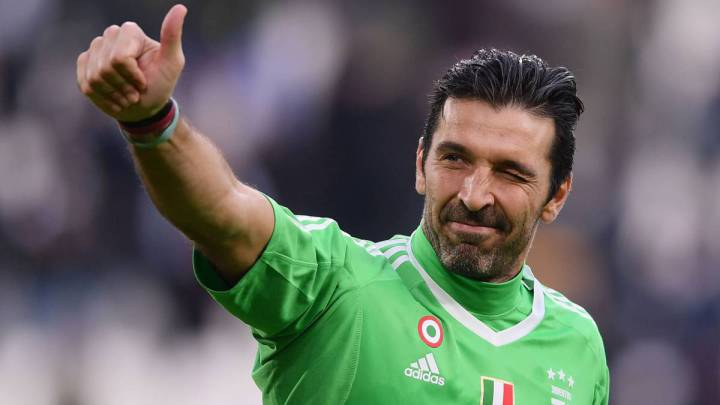 ¡Buffon regresa a la Juventus!