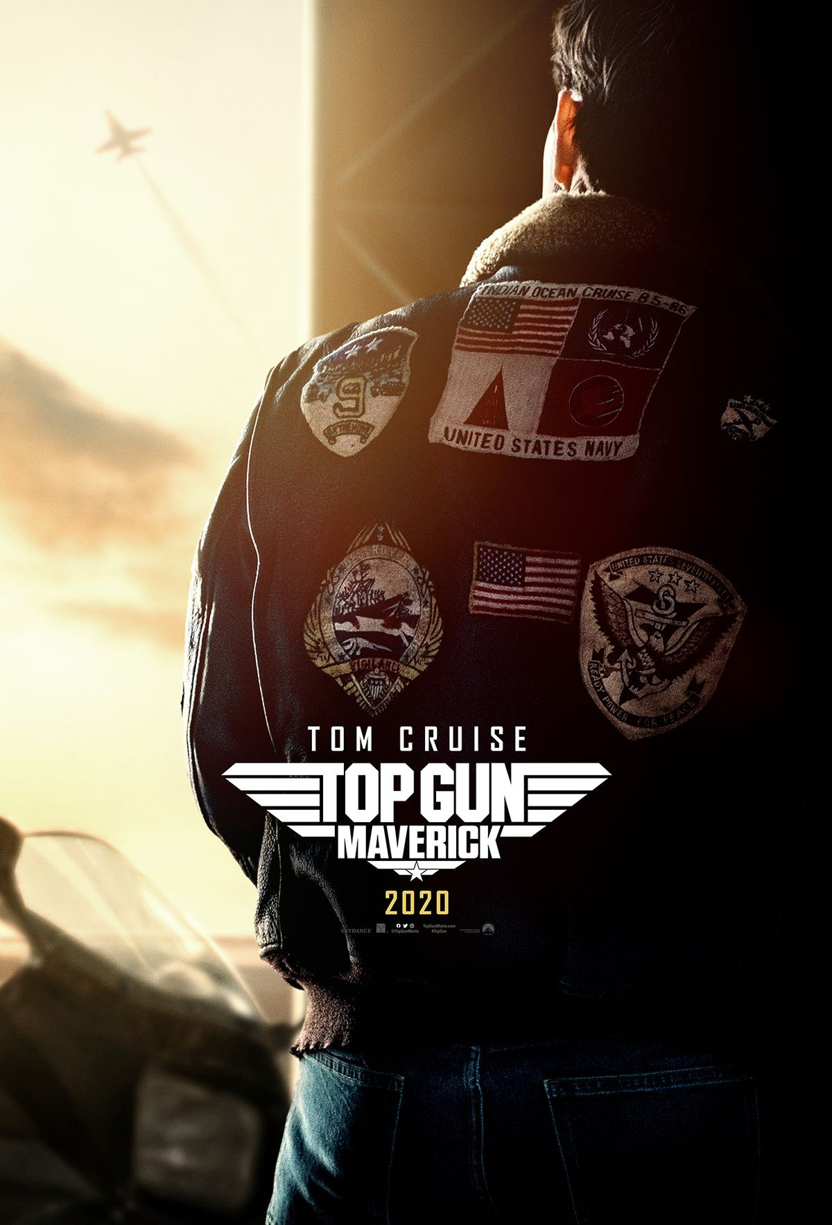 ¡Top Gun regresa a la pantalla grande! Checa el trailer.