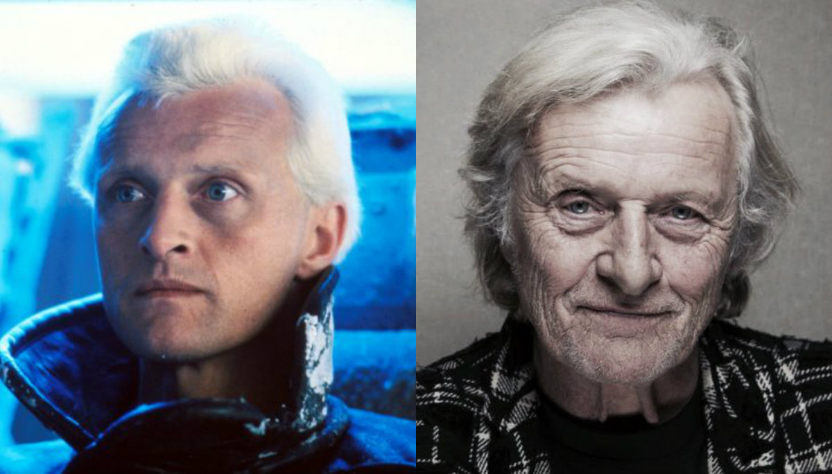 Falleció Rutger Hauer, actor de Blade Runner y Batman Begins