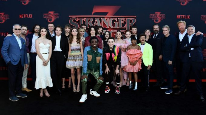 Checa las últimas fotos de todo el cast de Stranger Things