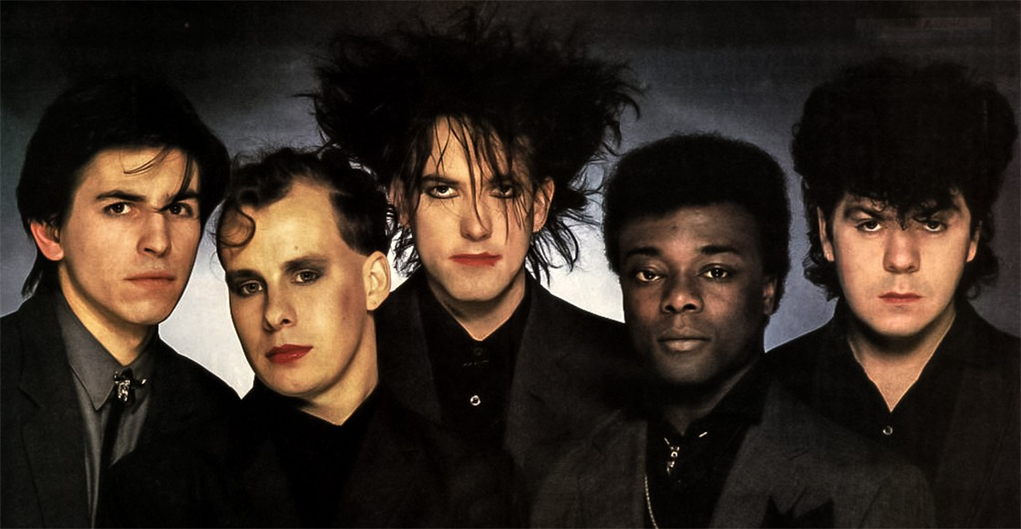 Pónganse Goths porque The Cure regresa a México