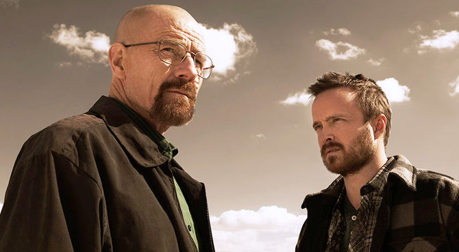 Netflix nos hace recordar las 5 temporadas de Breaking Bad con este video