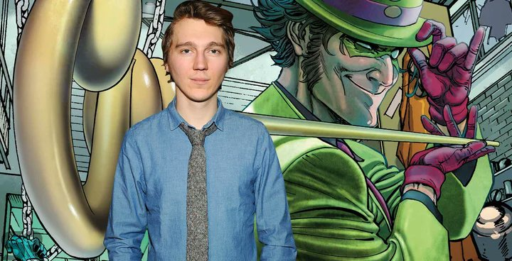 "Paul Dano será el Acertijo en ""The Batman"""