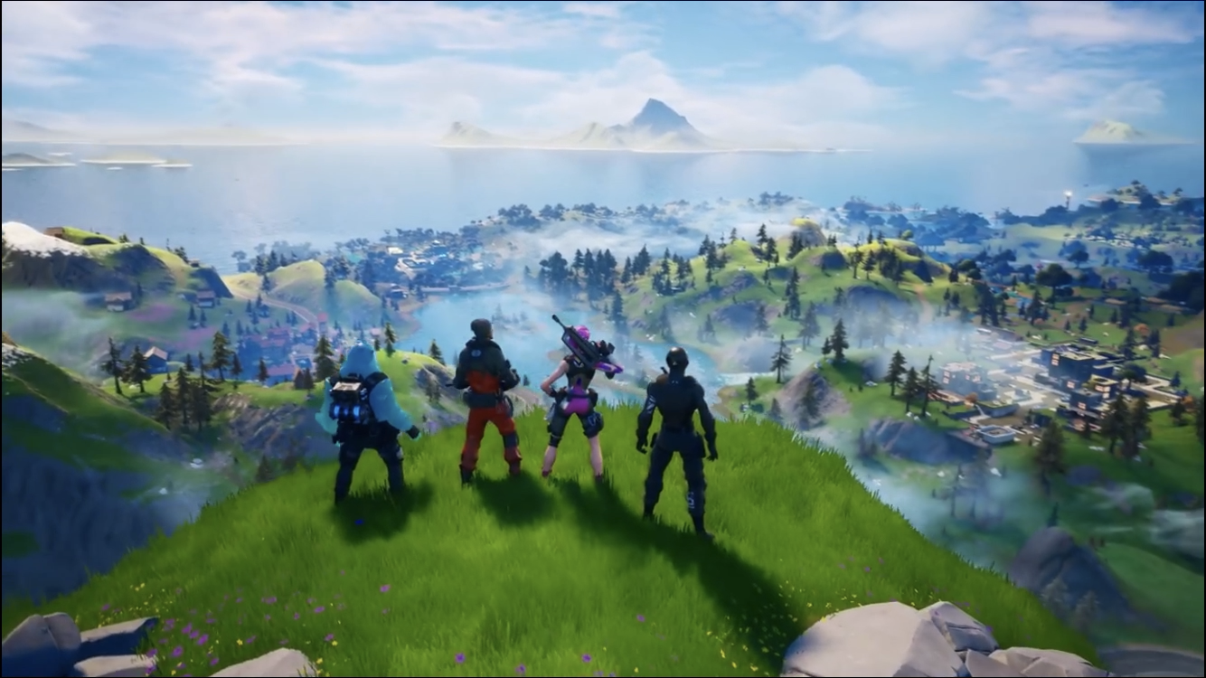 ¡Fortnite: Capítulo 2 ya está disponible!