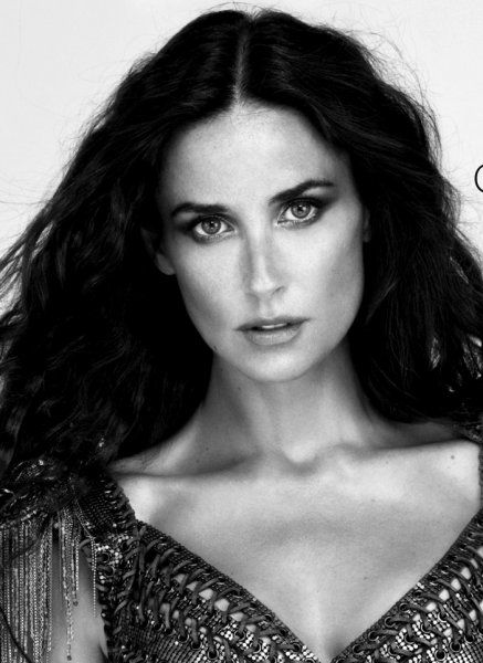 La imparable Demi Moore