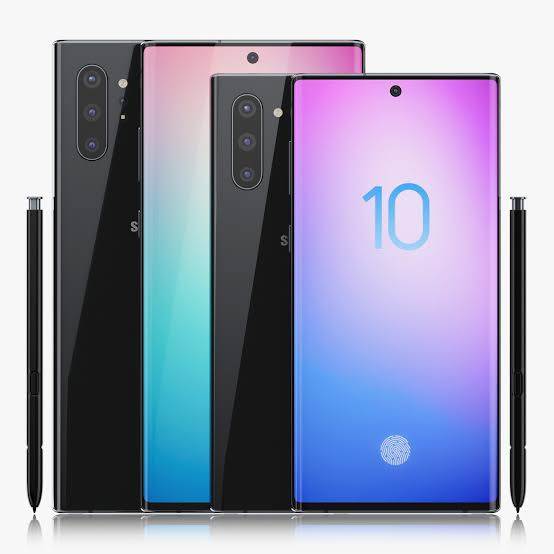 Galaxy S10 y Note 10 ¿Lite?