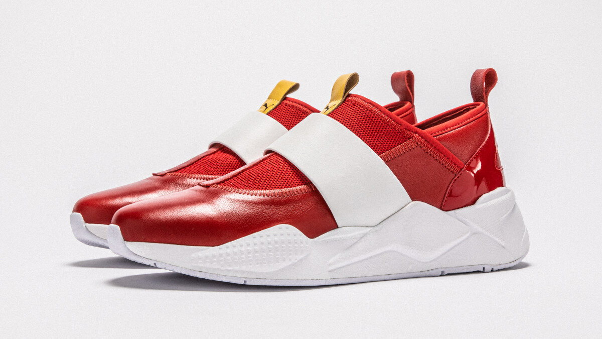 Puma y The Shoe Surgeon traen a la realidad los tenis de Sonic
