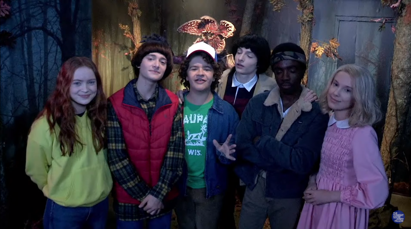 'Stranger Things' revela detrás de cámaras de su 4T (Video)
