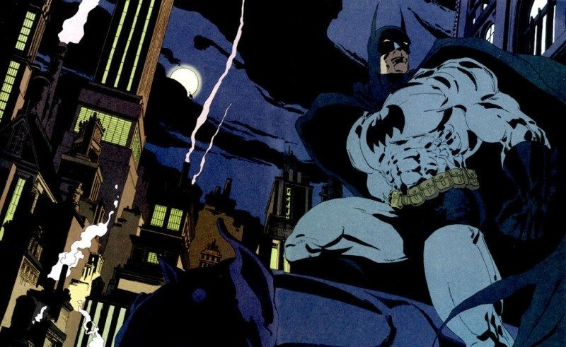 Adaptarán 'Batman: The Long Halloween' en una película