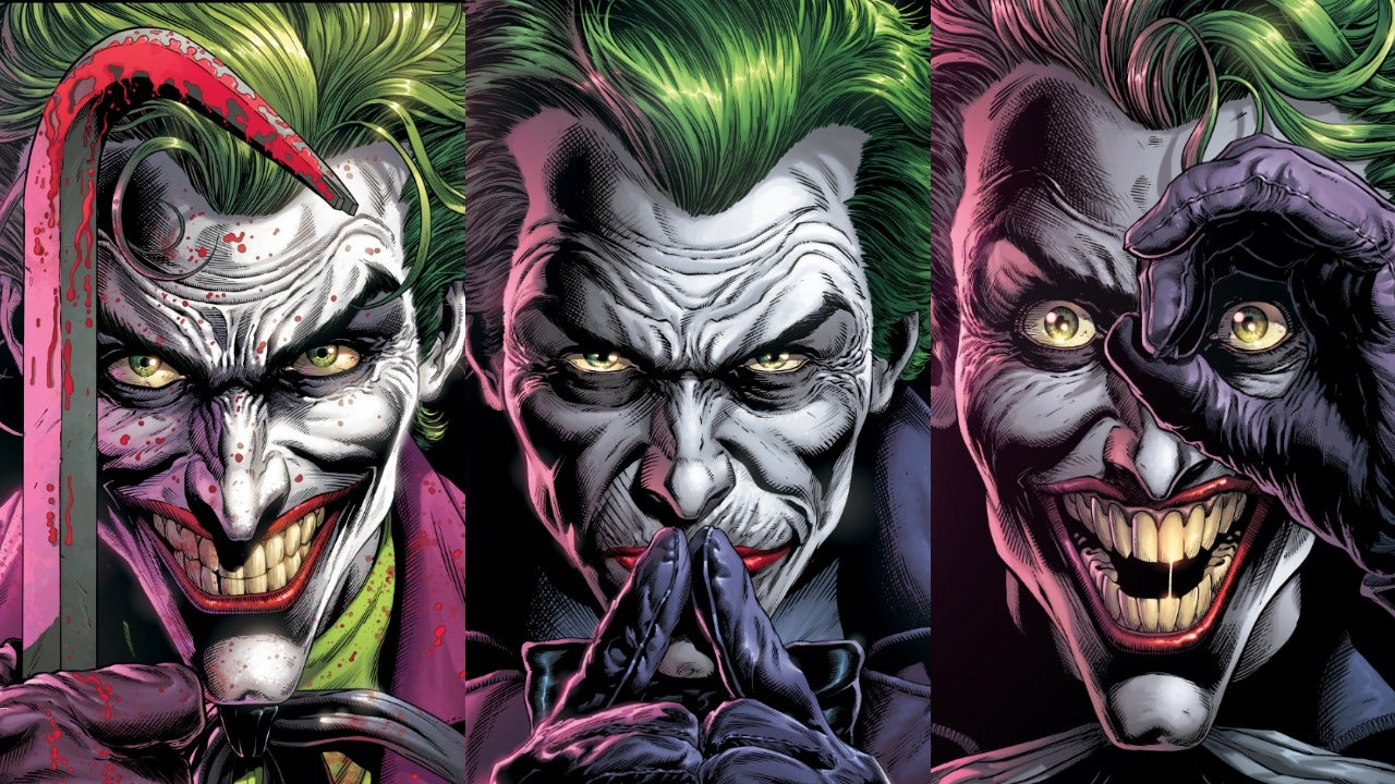 'Batman: Three Jokers', la historia más esperada ha llegado
