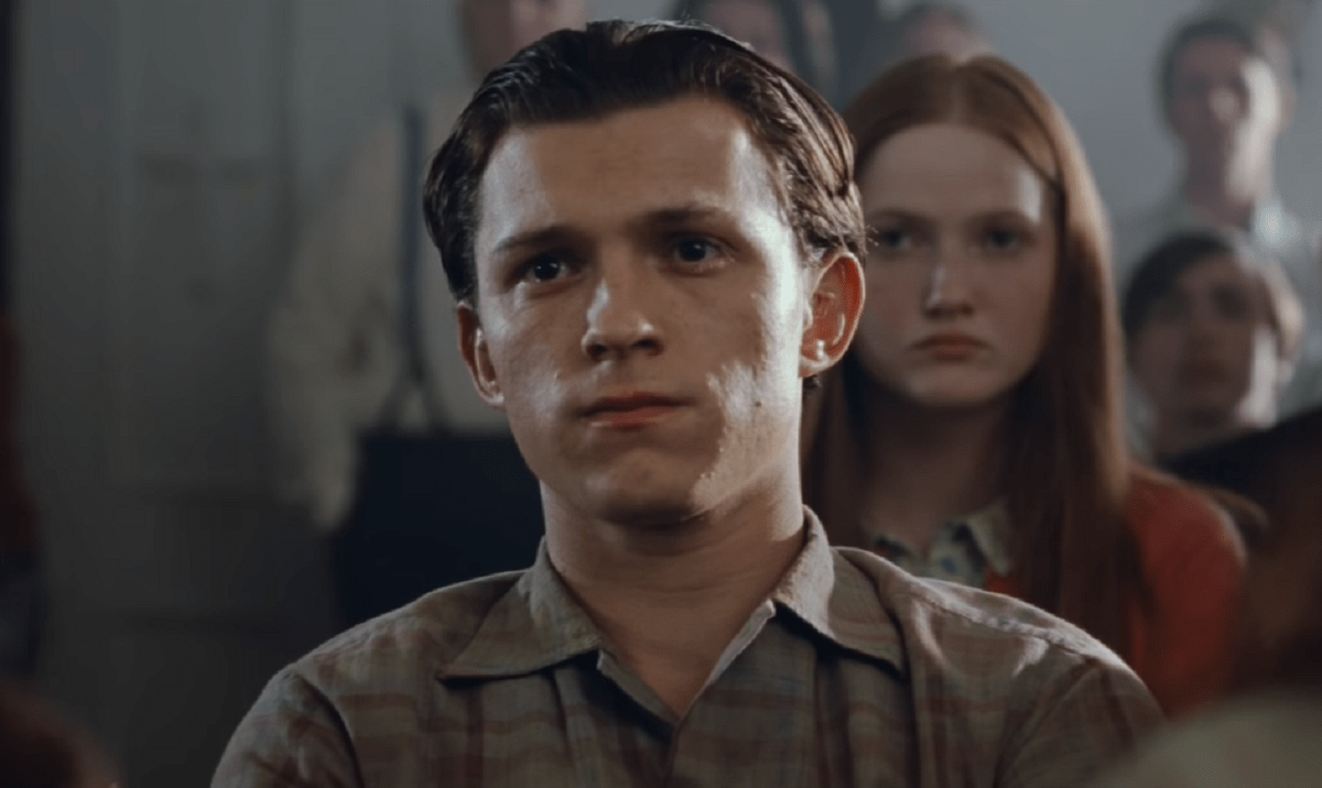 "Checa la nueva película de Tom Holland ""The Devil All The Time"""