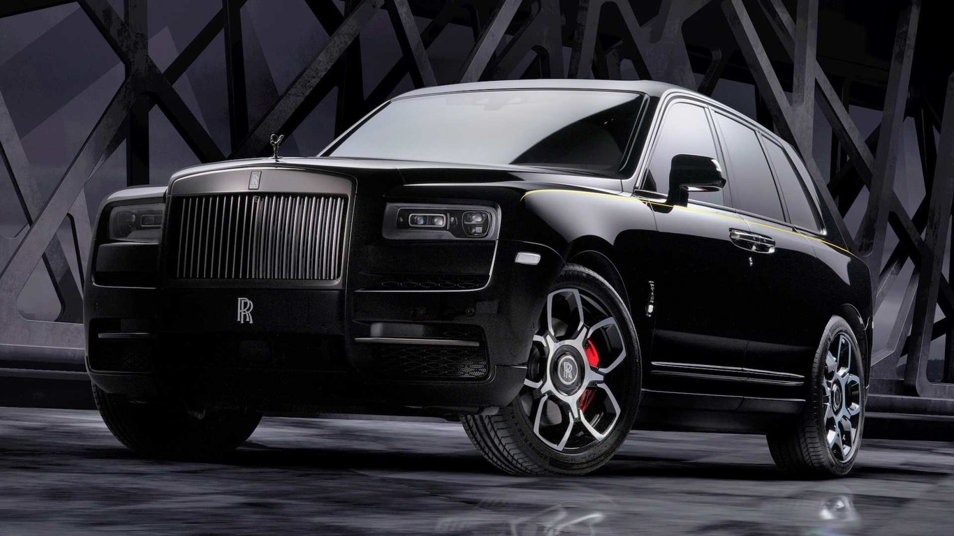 Cullinan Black Badge la camioneta más exclusiva