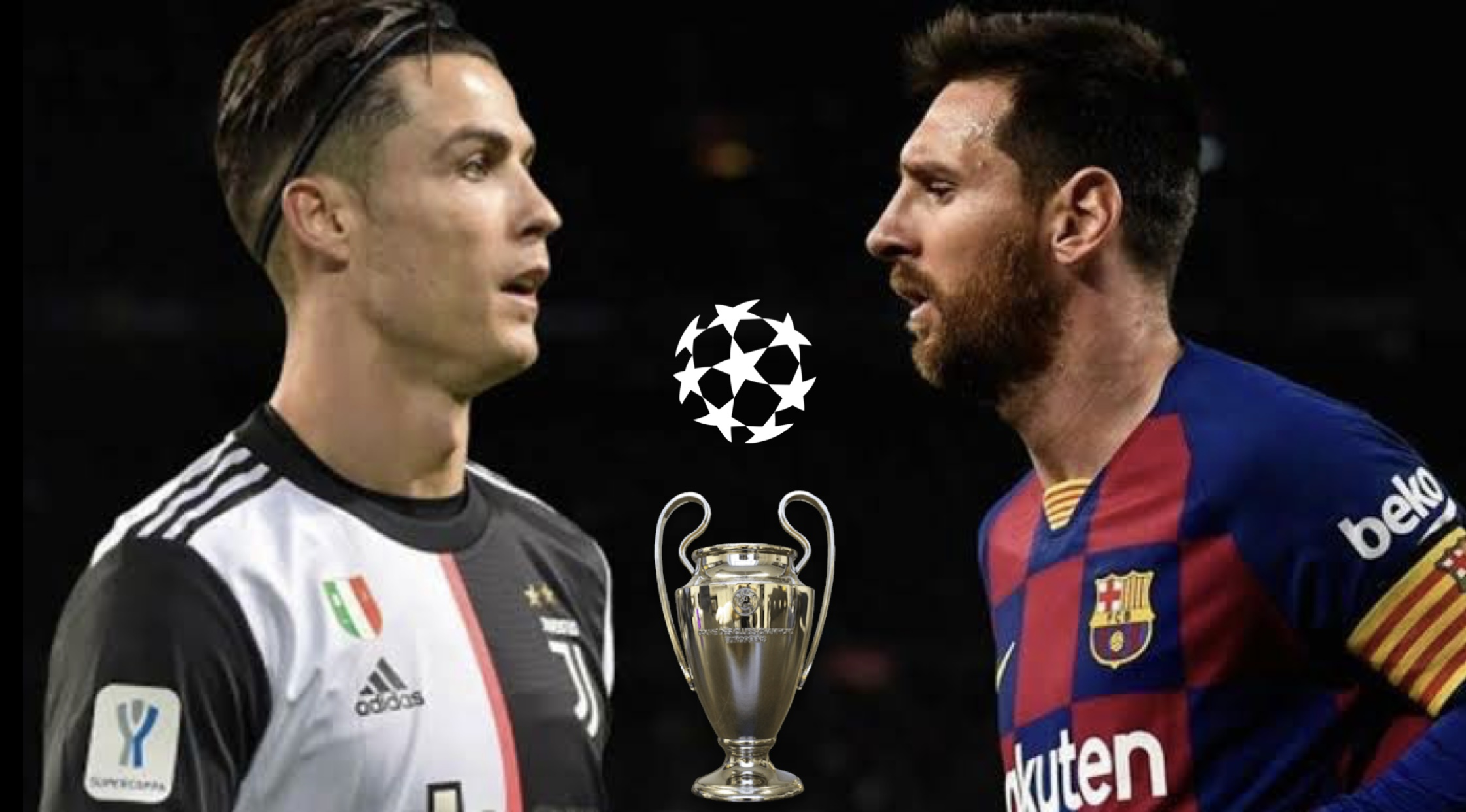 ¡Messi vs CR7! Checa los grupos de la Champions 20/21