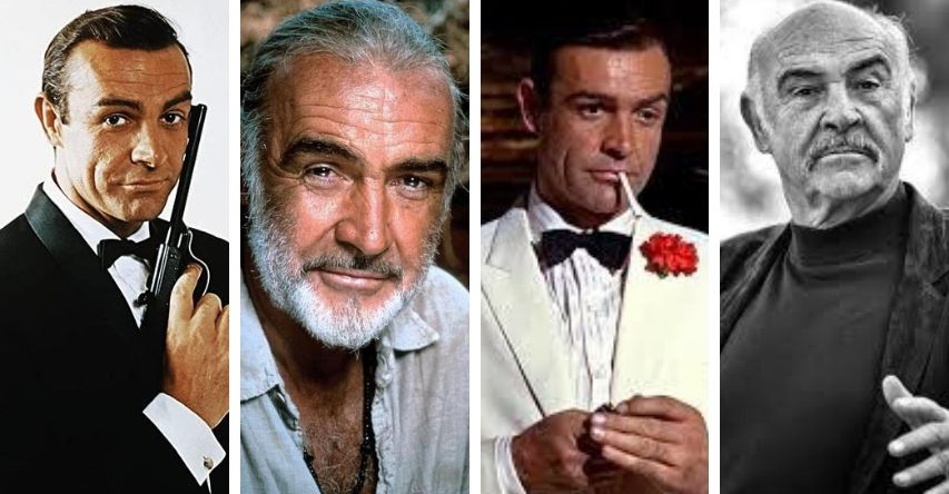 Muere Sean Connery, legendario actor de James Bond