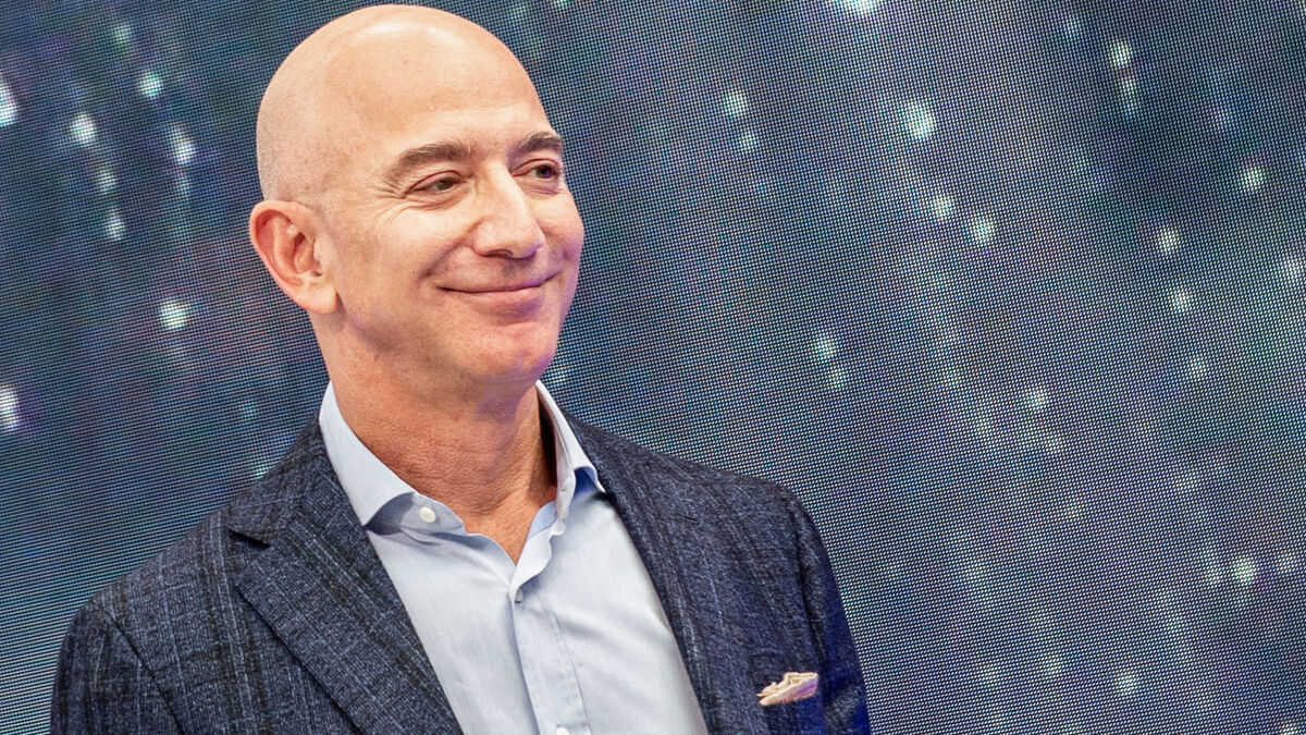 Amazon se despide de su CEO Jeff Bezos este 2021